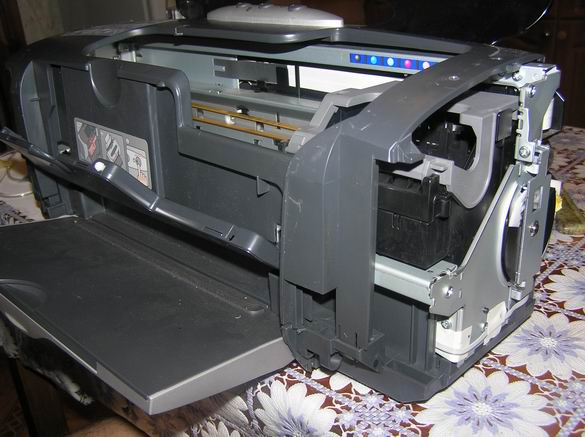      Epson R270, R290, R390, RX610 ...
