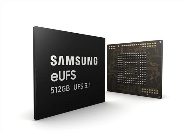 Samsung начинает производство быстрейших накопителей