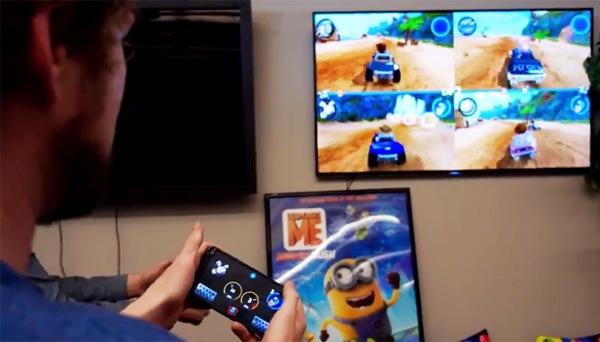 смартфон</a> геймпад для Android TV