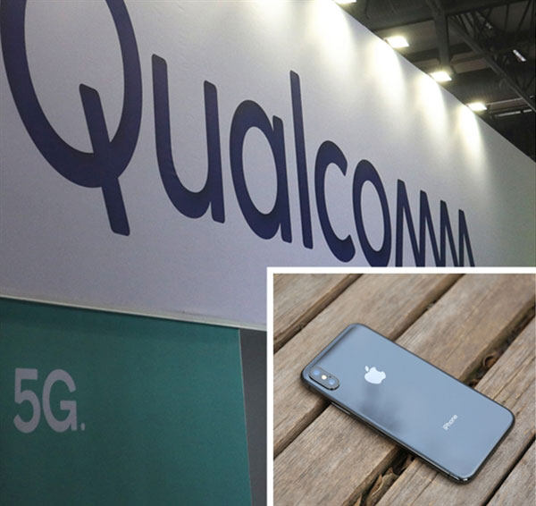 Qualcomm 5G модемы для Apple