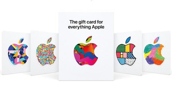Apple выпустила единую универсальную подарочную карту