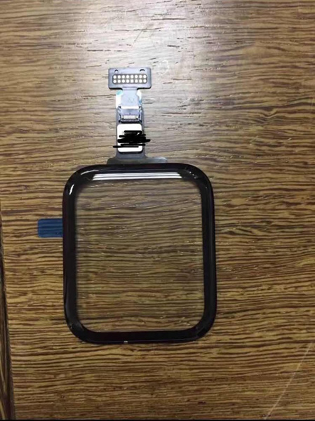 Apple Watch front panel