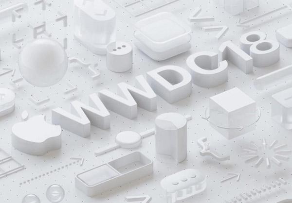 Apple WWDC 2018 пройдёт с 4 по 8 июня