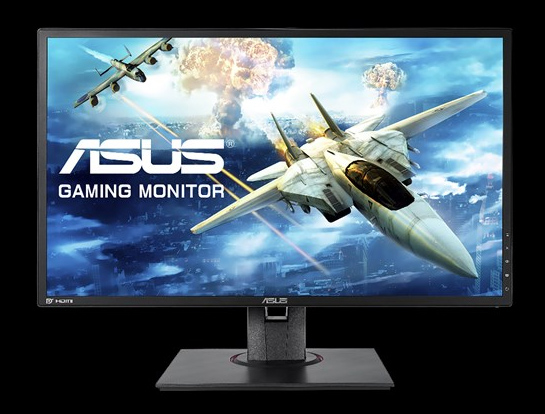 доступный игровой монитор Asus MG248QE
