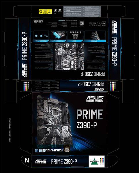 Prim Z390 P