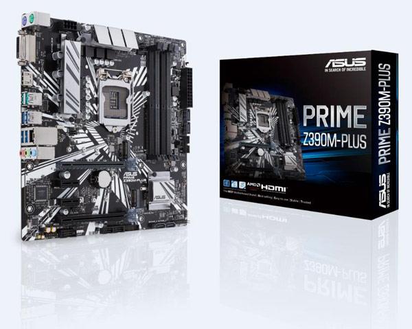 Prime Z390M PLUS