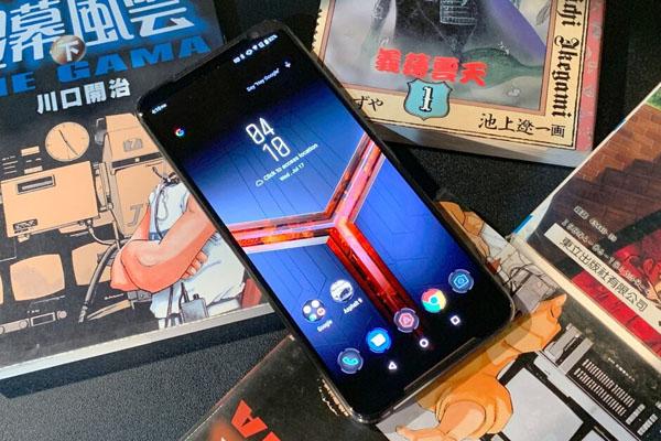 Анонс Asus ROG Phone II