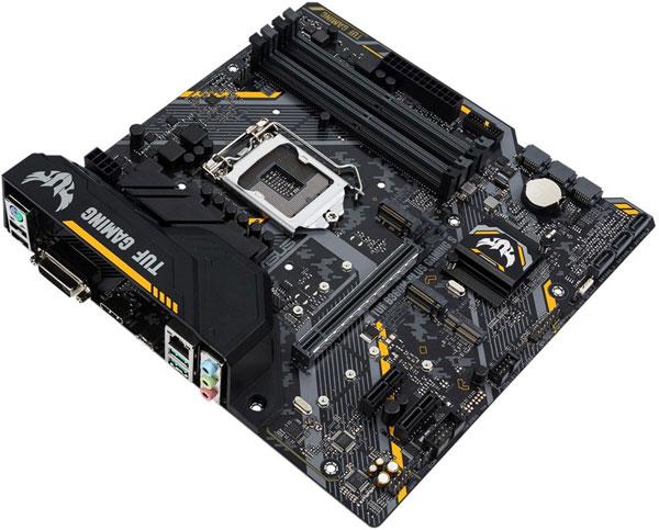 ASUS TUF B360M-Plus Gaming S