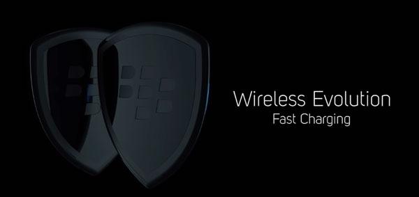 BlackBerry wereless charger