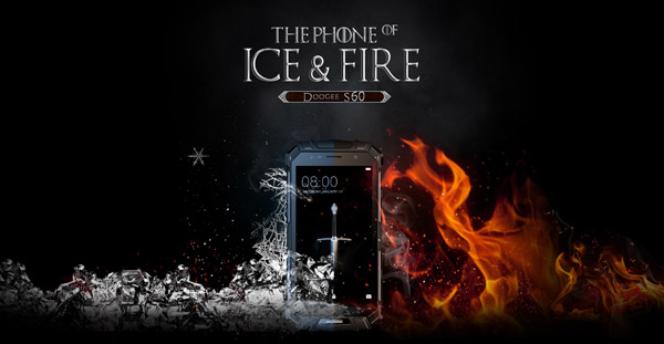 DOOGEE S60 Game of Thrones