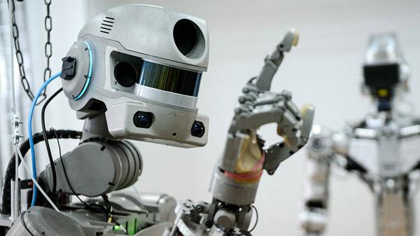 Робот-космонавт Федор
