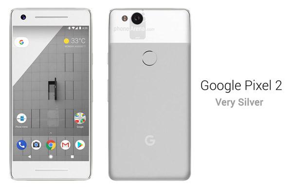Google Pixel 2 и Pixel XL 2