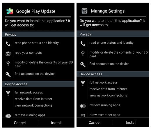 Google Play вирус