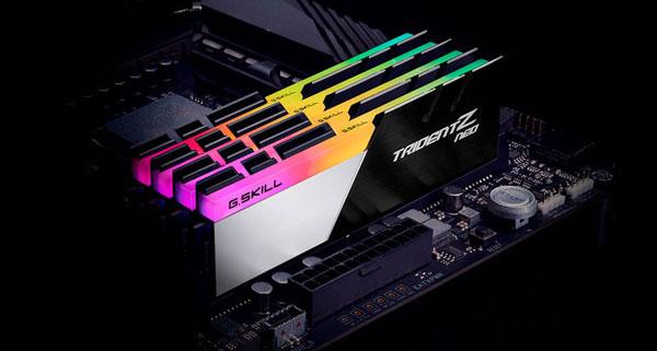 G.Skill представила модули DDR4-3800