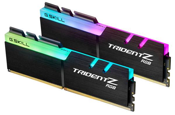 G.Skill Trident Z RGB DDR4-4700