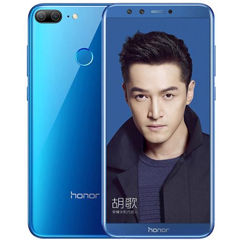 Полноэкранный Honor 9 Lite с четырьмя камерами