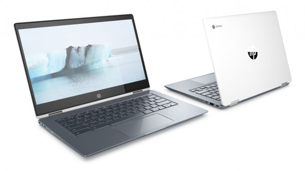 HP Chromebook 360