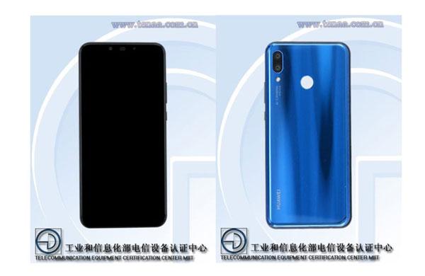Большая утечка о Huawei Nova 3