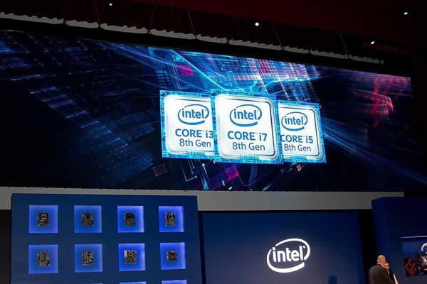 Процессоры Intel Coffee Lake