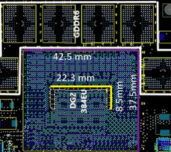 Intel Xe HPG будет сравним по производительность с видеоускорителями Big Navi и Ampere