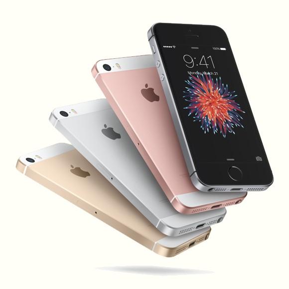 Apple представила 4-дюймовый iPhone SE