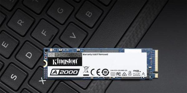 Начались поставки Kingston A2000