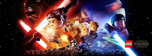 LEGO Звёздные войны: Пробуждение Силы