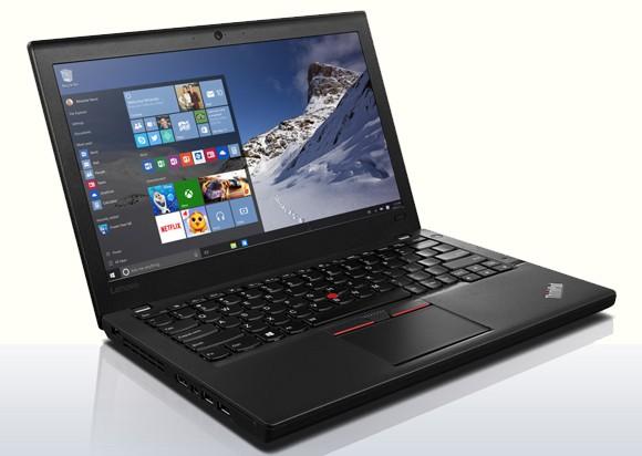 Lenovo анонсировала обновленную версию ThinkPad X260 в России