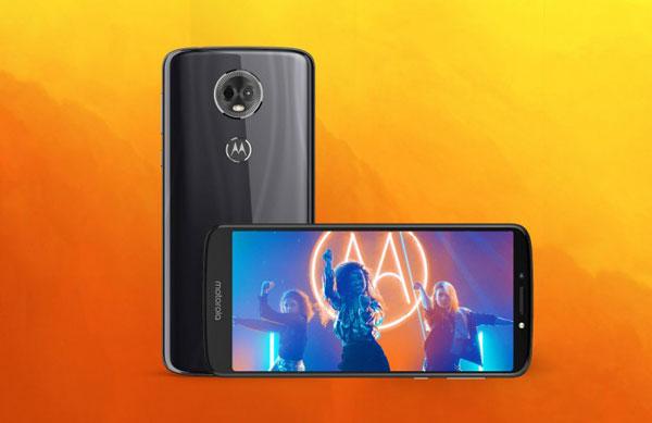 Смартфон Motorola MOTO E XT1762 Oxford Blue MediaTek MT6737 1.3Ghz/2GB/16GB/5