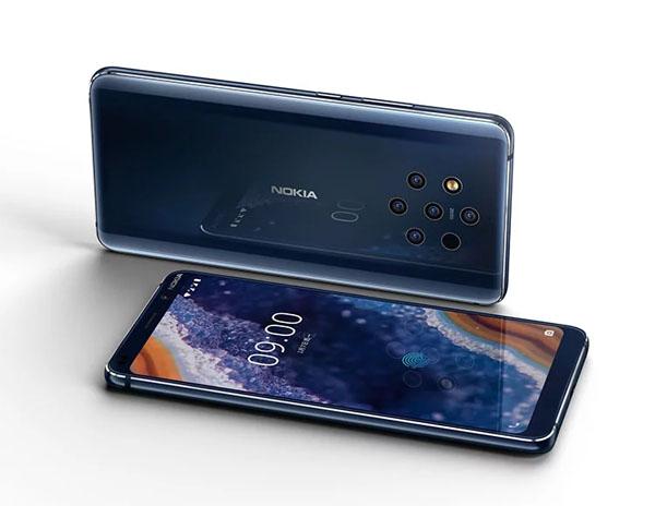 Nokia 9.2 на чипсете Snapdragon 865