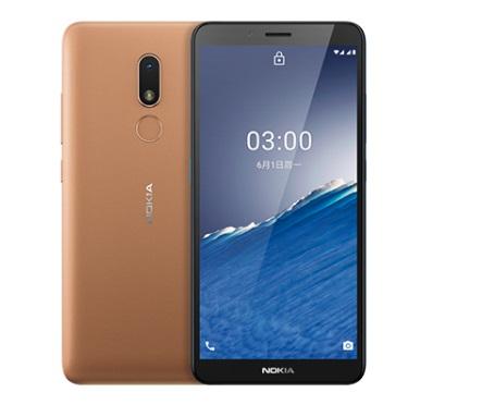 HMD Global представила бюджетную Nokia C3