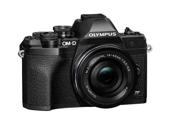 Olympus O-MD E-M10 Mark IV