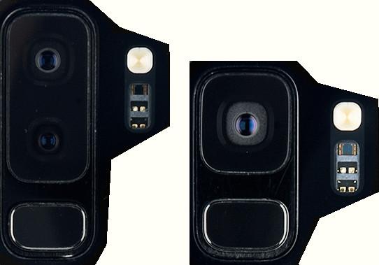 Samsung камера