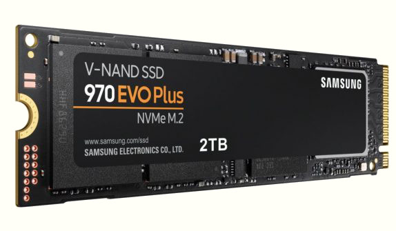Samsung 970 Evo Plus