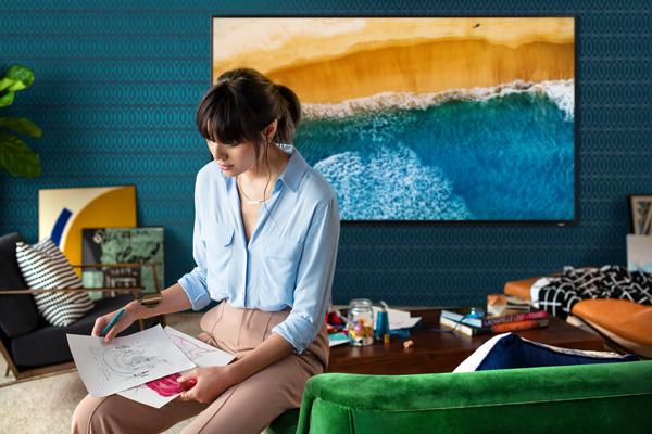 Samsung Q900R TV