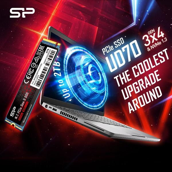 Анонс Silicon Power UD70