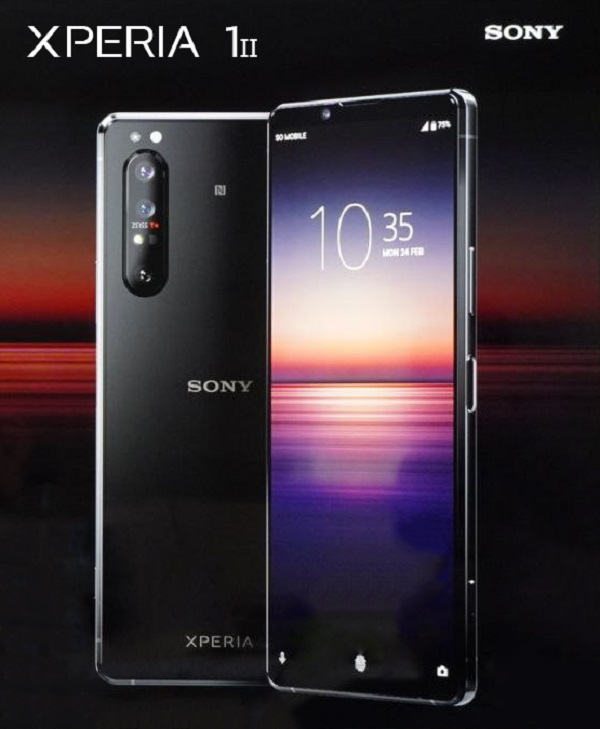 Sony Xperia 1 Mark II 5G