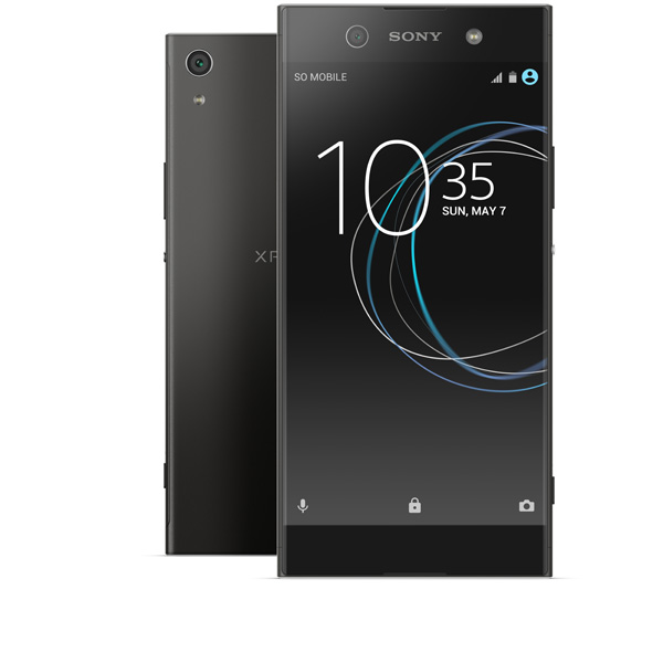 Чехол Sony Xperia XA1 BROSCO Silicone Transparent XA1-TPU-TRANSPARENT