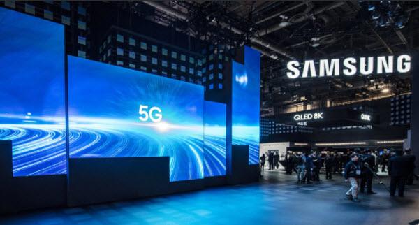 Samsung может занять 4 место на мировом рынке вендоров сетевого оборудования в 2020 году