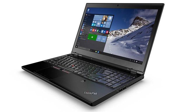 ThinkPad P50 и P70