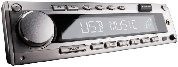 Verbatim Store'n'Go USB Car Audio Storage