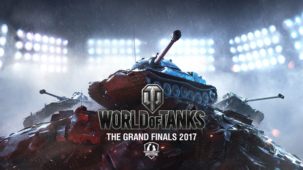 гранд-финал по игре World of Tanks