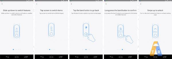 Xiaomi Mi Band 3 может получить сенсорный экран