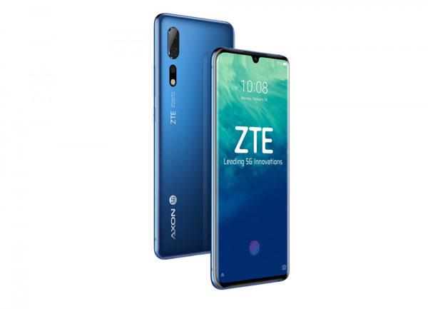 ccf21bca69113 Анонс флагманского ZTE Axon 10 Pro 5G: первый смартфон ZTE с ...